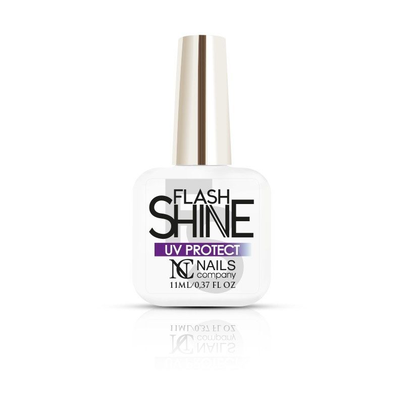 Flash Shine UV Protect / Top Hybrydowy 11 ml